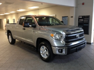 2014 SR5 Tundra @ delivery from Dealership